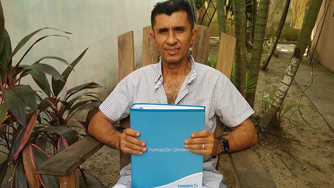 Opinión de Leonel Flores, alumno de la Maestría en Actividad Física y Salud de FUNIBER