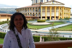 Opinión de Jennifer Paola Ferro, alumna de la Maestría en Gestión y Auditorías Ambientales de FUNIBER