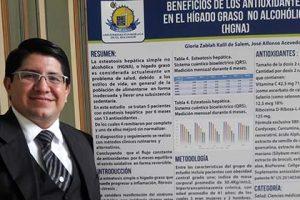 José Acevedo, alumno de El Salvador becado por FUNIBER de la Especialización en Antienvejecimiento, Ozonoterapia y Talasoterapia, opina acerca de su experiencia estudiando a distancia