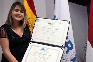 Opinión de María Mercedes Ramírez Chavarría, alumna de la Maestría en Dirección Estratégica, especializada en Organizaciones de la Salud patrocinada por FUNIBER