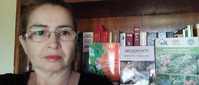 Opinión de Claudia Isabel Céspedes, alumna de la Maestría en Gestión y Auditorías Ambientales de FUNIBER
