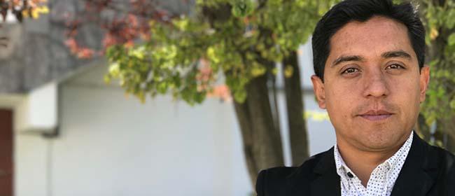Opinión de Jorge Aguilar, alumno becado de la Maestría en Comunicación, especializado en Audiovisual y Multimedia