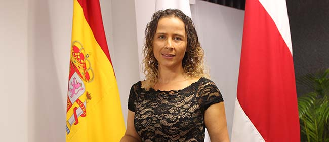 Opinión de Teresita Natalia Ulate Gómez, alumna becada de la Especialización en Educación Ambiental