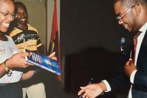 Alumno angoleño becado por FUNIBER publica libro sobre auditoría en la pequeña empresa