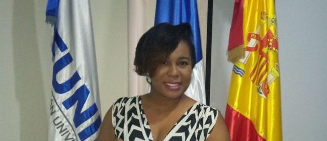 Opinión de Elsira Díaz, alumna dominicana becada por FUNIBER