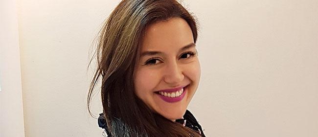 Opinión de Natalia Aceituno, alumna chilena becada por FUNIBER