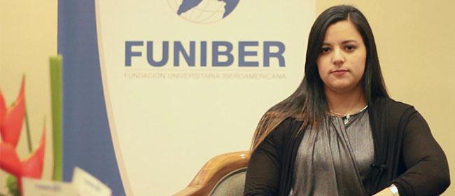 Opinión de Priscilla Díaz, alumna costarricense becada por FUNIBER