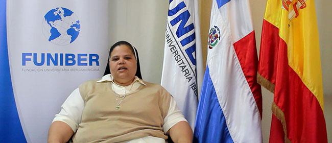 Opinión de Nellis Fernández, alumna dominicana becada por FUNIBER