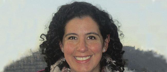Florencia Martini, alumna argentina de Maestría en Formación de Profesores de Inglés como Lengua Extranjera