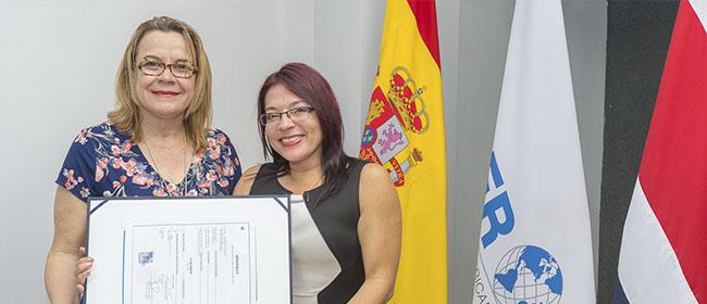 Opinión de Jacqueline Sequeira, alumna costarricense de Maestría becada por FUNIBER