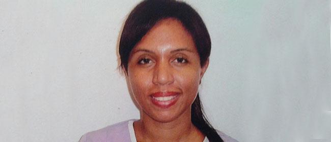 ndhira Itzel Archibold Arnedo de Urcia es una alumna de la ciudad de Chitré, en la localidad panameña de Herrera. Indhira cursó, becada por FUNIBER, la Especialización Universitaria en Ergonomía y Psicosociología Aplicada