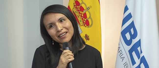 Opinión de Irene Armas, alumna costarricense becada por FUNIBER