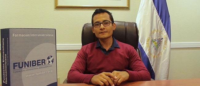 Opinión de Víctor Mojica, alumno nicaragüense becado por FUNIBER