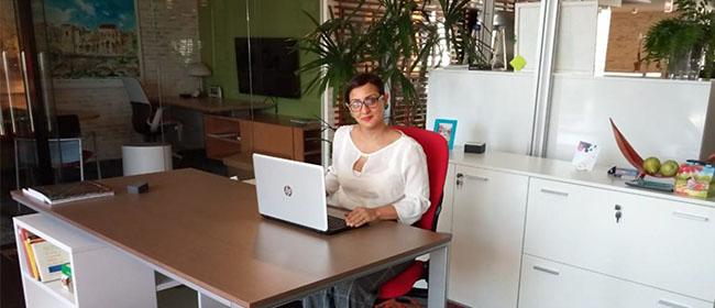Ruth Jimenez Muñoz maestría en recursos humanos