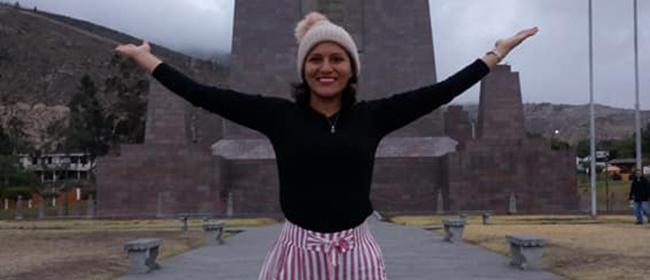 Opinión de Tatiana Poggio, alumna ecuatoriana becada por FUNIBER