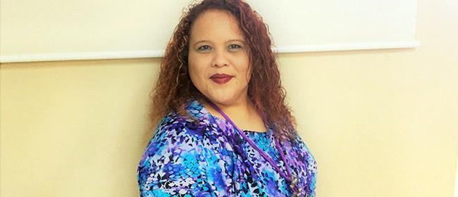 Luisa Cardona, alumna de Doctorado en Educación becada por FUNIBER