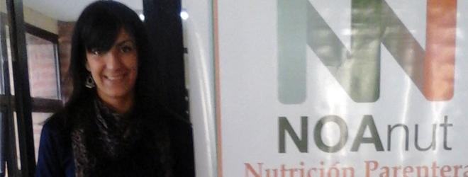 Opinión de María Emilia Sarralde, estudiante becada del Máster Internacional en Nutrición y Dietética