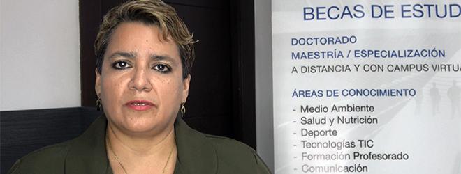 Opinión de Lourdes del Pilar Bermeo Herrera, estudiante de Ecuador becada por FUNIBER