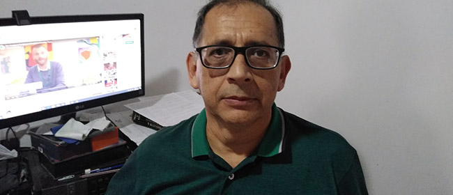 Entrevista a Jairo Alonso Moreno Montagut, estudiante de Colombia becado por FUNIBER