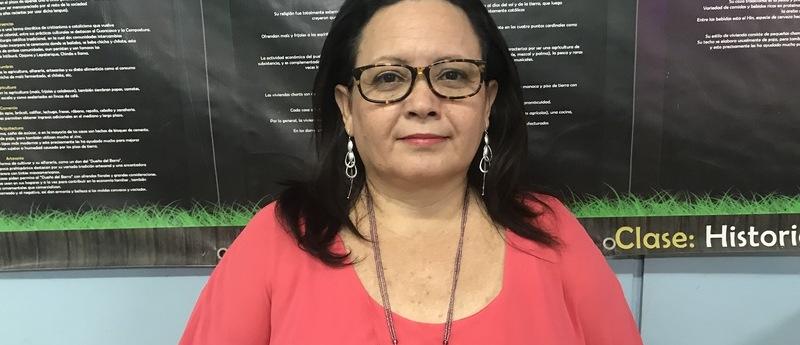 Entrevista a Ángela Iveth Zúniga Gallardo, estudiante hondureña del área de Educación