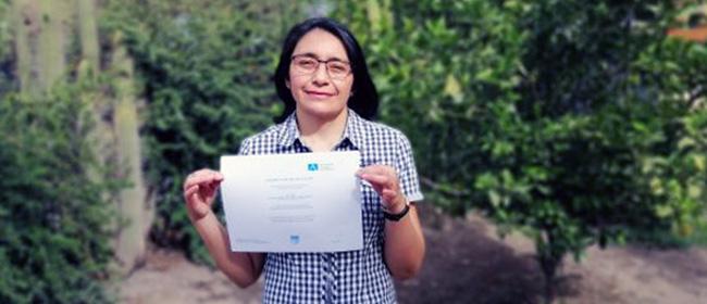 #YoEstudioEnCasa: Entrevista a Carla Ester Villarreal Fernández, estudiante chilena becada por FUNIBER