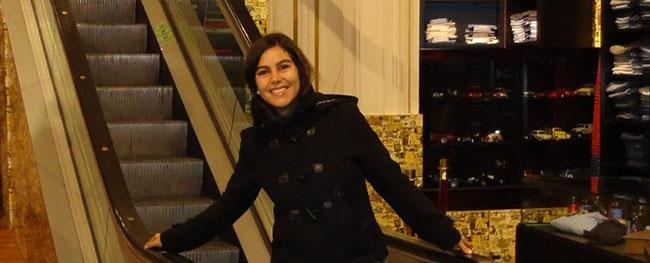 Entrevista a María Belén Navarro, estudiante argentina becada por FUNIBER