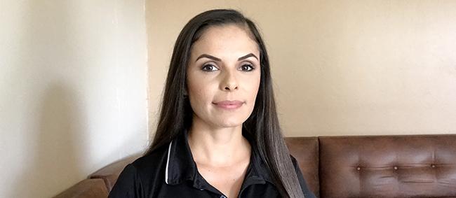 Entrevista a Andrea María Gamboa Mena, estudiante costarricense becada por FUNIBER