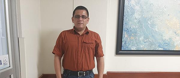 Entrevista a Óscar Alcides Córtez Ortiz, estudiante salvadoreño becado por FUNIBER