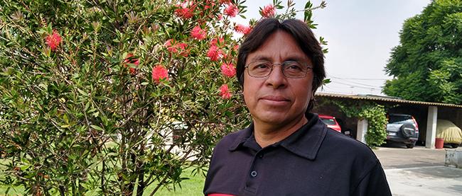 Entrevista a Rafael Villela Salazar, estudiante de México becado por FUNIBER