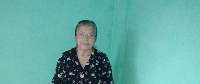 Entrevista a Ana Stella Morán Martínez, estudiante de la Maestría en Educación