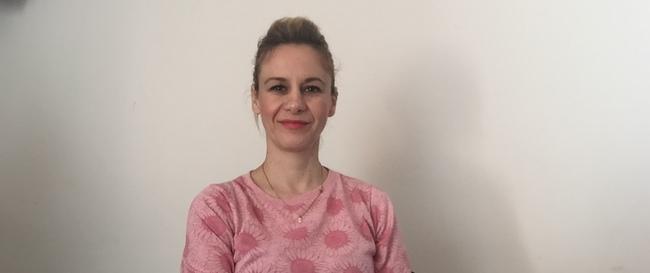Entrevista a Elisa Teresa González Torres, estudiante del área de Educación becada por FUNIBER
