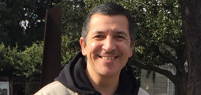 Entrevista a Víctor Hugo Galindez, estudiante argentino becado por FUNIBER