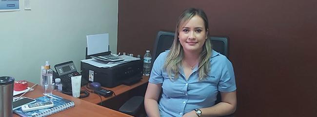 Entrevista a Ana Cecilia Marquina Pineda, estudiante hondureña becada por FUNIBER