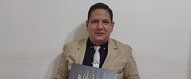Entrevista a Jonathan Javier Riofrío Rodríguez, estudiante ecuatoriano becado por FUNIBER