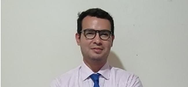 Entrevista a Milton Francisco Barahona Álvarez, estudiante salvadoreño becado por FUNIBER